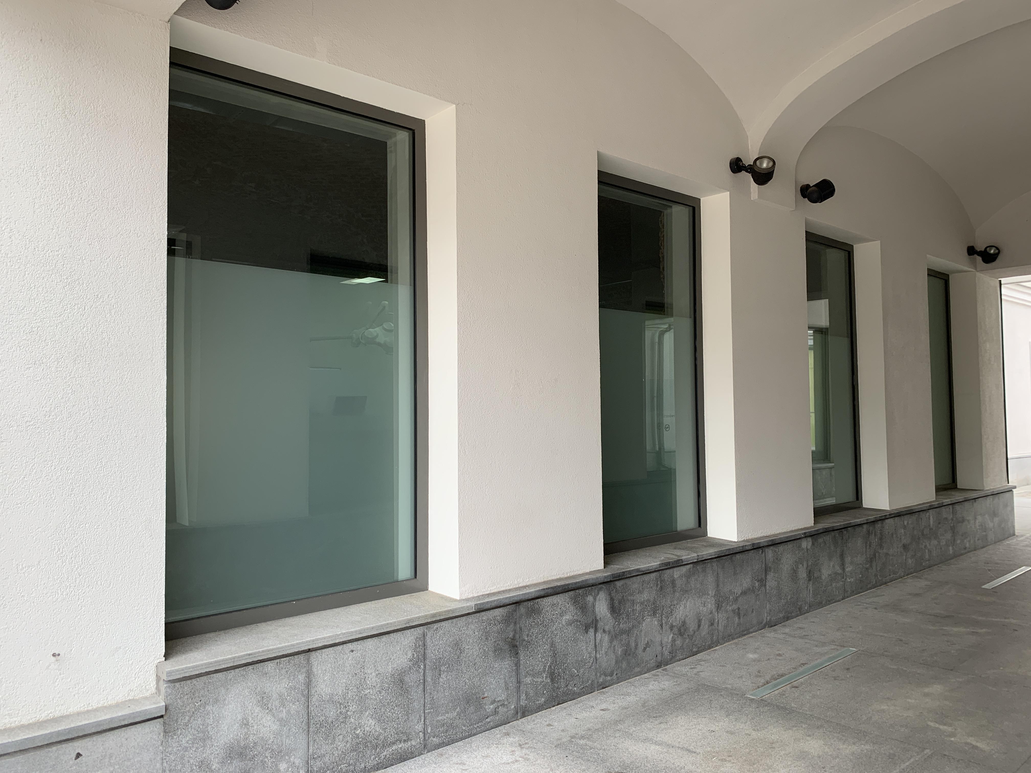 Окна помещения 253 кв.м.